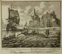 groote vissery (series of 33 w/title) (after s. van der meulen) by a. van der laan