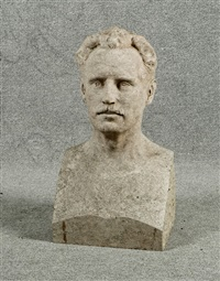 portraitbüste des walter boveri by hans frey