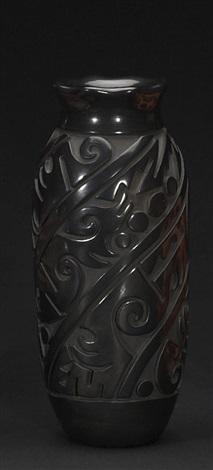 a cylinder jar by tammy garcia