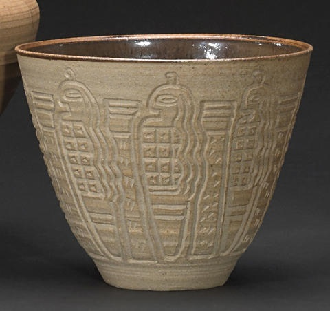 a bowl by charles loloma