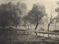 pasturage by léonard misonne