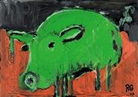 schwein by rené gertsch