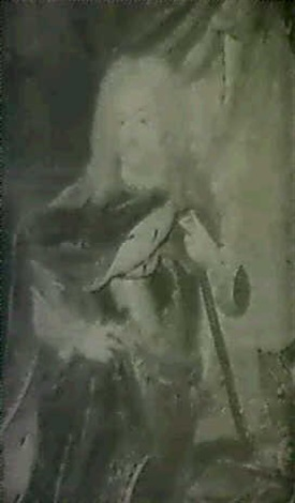 portratt av fredrik i och ulrika eleonora dy 1 par by niclas lafrensen the elder