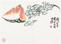 花果 by qian songyan