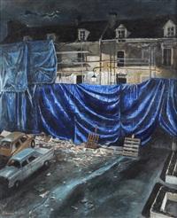 restaurationsarbeiten by jurg kreienbuhl