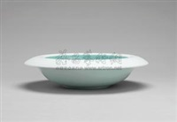 青瓷钵 (celadon bowl) by xu qun