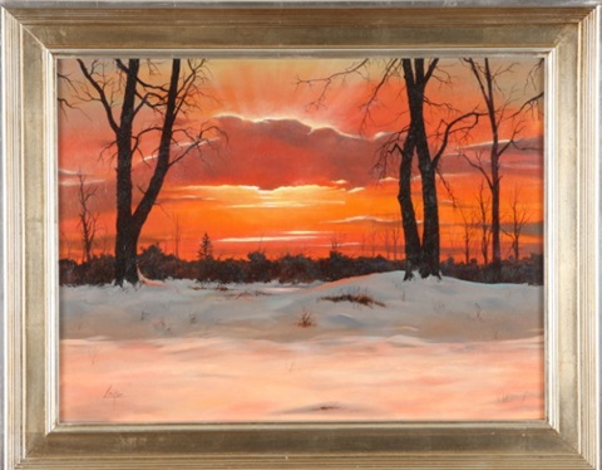 sunrise shadows by tom linker
