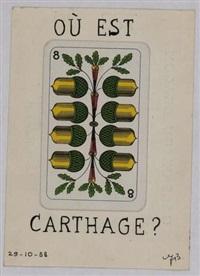 où est carthage? by andré breton