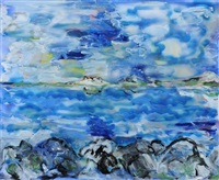 horizont by magda blau