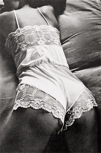 images from the series les dessous de la mode (3 works) by jeanloup sieff