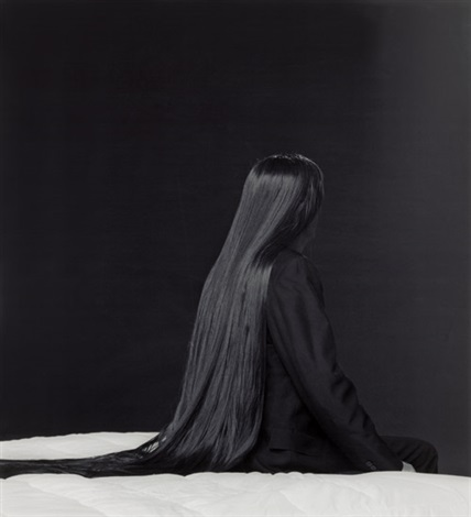 image from the series aesthetische paranoia by jürgen klauke