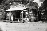 gas station in the southern u.s by norris mcnamara
