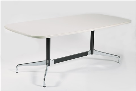 CONFERENCE TABLE Segmented Model By Charles And Ray Eames On Artnet - Eames oval conference table