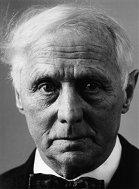the artist max ernst by fritz kempe