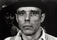 the artist joseph beuys by michael ruetz