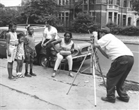 Street photographer in the Bronx, New..., 1960–1969