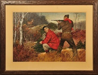 soldier and hunter by amos sewell