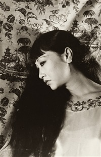 portrait of anna may wong by carl van vechten