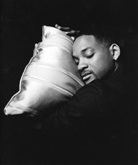 the actor/singer will smith by oliver mark