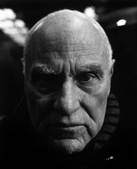 the artist richard serra by oliver mark