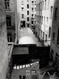 Images of Kreuzberg, Berlin (5 works), 1960–1969