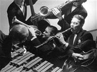 jazz band by lusha nelson