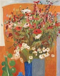 stillleben mit wiesenblumen by heinrich müller