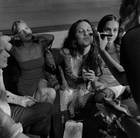 moomba club, new york city by larry fink