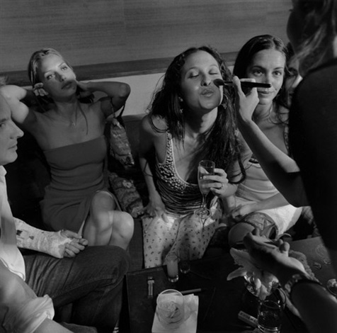 moomba club new york city by larry fink