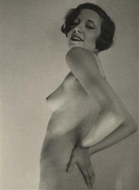 female nude by heinz von perckhammer
