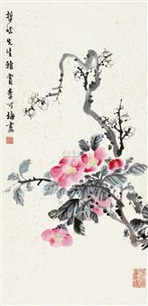 报春图 (spring) by li kemei