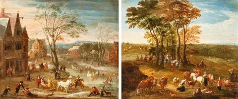 artwork by jan-peter van bredael the younger