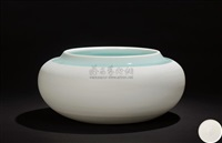 fluorescent bowl by xu qun