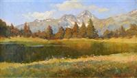 bergsee by gioachimo galbusera