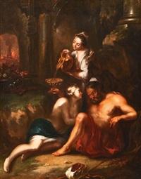 die verführung lots durch seine töchter by anonymous-flemish (18)