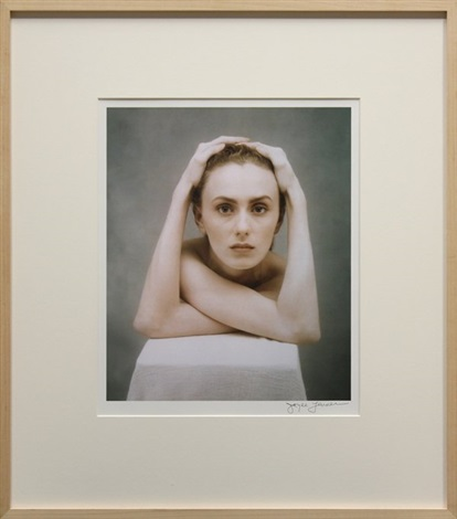 suzanne in contortion by joyce tenneson
