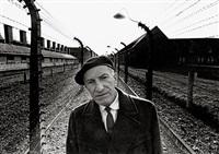 former auschwitz prisoner jan studencki by michael ruetz
