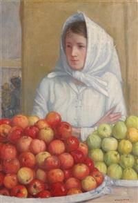 marktfrau by friedrich könig