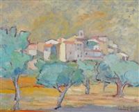 village de biot by alphonse lanoe