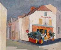 l'ouverture du café by alphonse lanoe