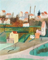 robinson / vorstadt paris by henry wabel