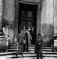 kommunisten in rom by karin szekessy