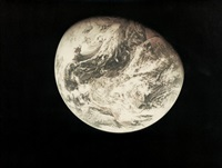 planet earth, apollo 8, december 1968 by william anders