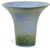 flaring vase by laura andreson