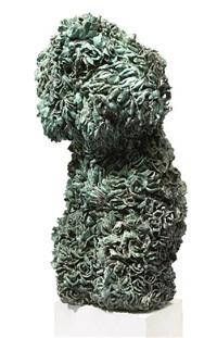 torso blanco (torso # 13) by johan creten