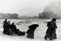 german soldiers in stalingrad by galina sankova
