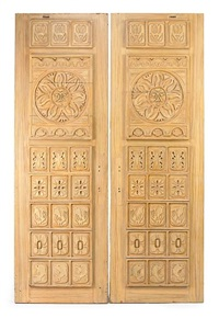 pair of doors by william krisel