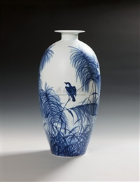 autumn vase by lu wei