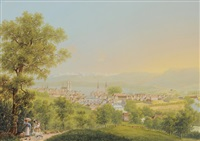 zürich by johann heinrich bleuler the elder