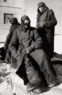 hitler's soldiers in stalingrad by galina sankova